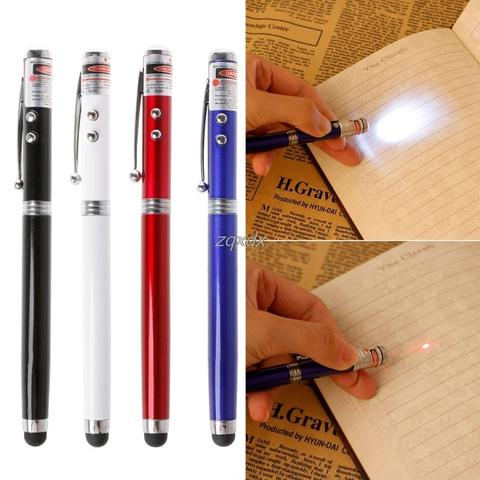 4-in-1 Touch screen Styluses for Tablet and IPhone